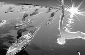 130話で「世界連合艦隊」が撃沈